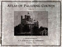 Title Page, Paulding County 1922
