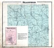 Bearfield and Portersville, Perry County 1875