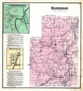Crooksville, Harrison, Roseville, Perry County 1875