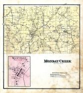 Monday Creek and Maxville, Perry County 1875