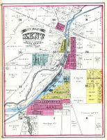 Kent City, Portage County 1874
