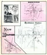 New Milford, Brimfield, Rootstown Center, Portage County 1874