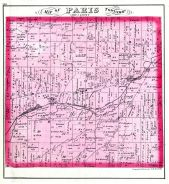Paris Township, Portage County 1874