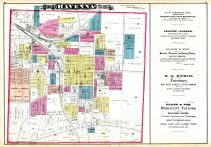Ravenna City, Portage County 1874