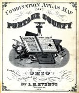 Title Page, Portage County 1874