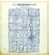 Monterey Township, Little Auglaize River, Putnam County 1919