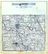 Perry Township, Dupont, Cloverdale, Putnam County 1919