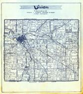 Union Township, Kalid, Putnam County 1919