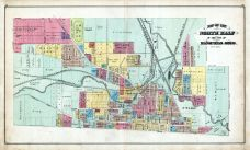 Mansfield City - North Half, Richland County 1873