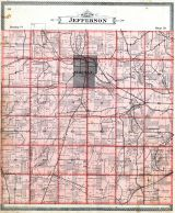 Jefferson Township, Richland County 1896