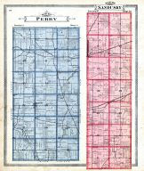 Perry Township, Sandusky Township, Richland County 1896