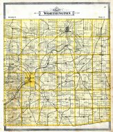 Worthington Township, Richland County 1896