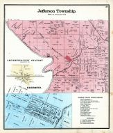 Jefferson Township, Ross County 1875