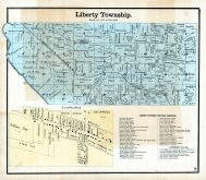 Liberty Township, Londondary, Ross County 1875
