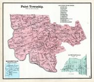 Paint Township, Mooresville, Lewisville, Ross County 1875