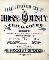 Title Page, Ross County 1875