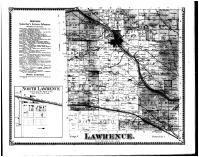 Lawrence Township, North Lawrence, Youngtown, Canal Fulton, Stark County 1870