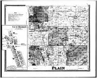 Plain Township, New Berlin, Middle Branch P.O., Stark County 1870