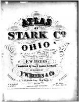 Title Page, Stark County 1870