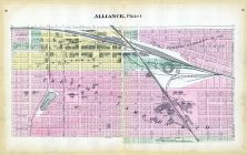 Alliance - Plate 001, Stark County 1896