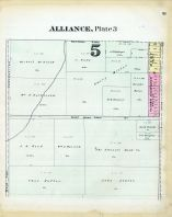 Alliance - Plate 003, Stark County 1896