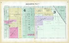 Alliance - Plate 007, Stark County 1896