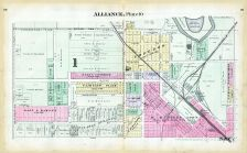 Alliance - Plate 010, Stark County 1896