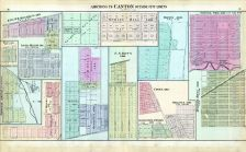 Canton - Additions Outside City Limits, Stark County 1896
