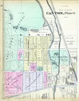 Canton - Plate 006, Stark County 1896