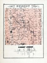 Hudson Township, Summit County 1874