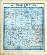 Champion Township, Trumbull County 1874