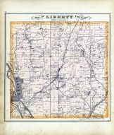 Liberty Township, Trumbull County 1874