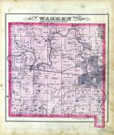 Warren Township, Trumbull County 1874