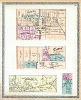 Brookfield Center, Brookfield, Lot 1 - South East, Gurtice and Taylor Plat, Trumbull County 1899