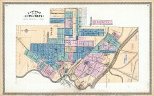 Niles City - East, Trumbull County 1899