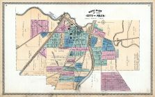 Niles City - West, Trumbull County 1899