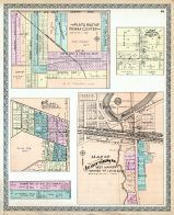 Vienna Center - East, Johnston Center, Brookfield, Leavittsburg P.O., Trumbull County 1899