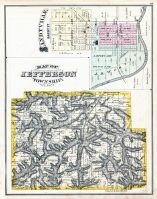 Jefferson Township, Andyville, Tuscarawas County 1875
