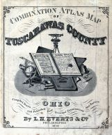 Title Page, Tuscarawas County 1875