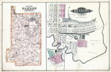 Warren Township, Denison, Newport, Tuscarawas County 1875