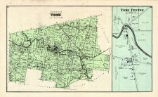 York Township, York Centre, Union County 1877