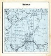Brown, Vinton County 1876