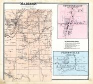 Madison, New Mt. Pleasant, Prattsville, Vinton County 1876