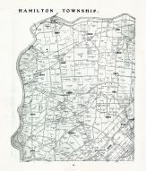 Hamilton Township, Warren County 1903
