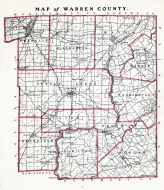 Warren County Map, Warren County 1903