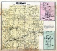 Barlow Township, Vincent, Washington County 1875