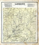 Lawrence Township, Washington County 1875