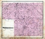 Watertown Township, Washington County 1875