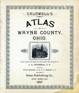 Title Page, Wayne County 1897