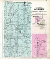 Antrim, Edenville, Little New York, Wyandot County 1879